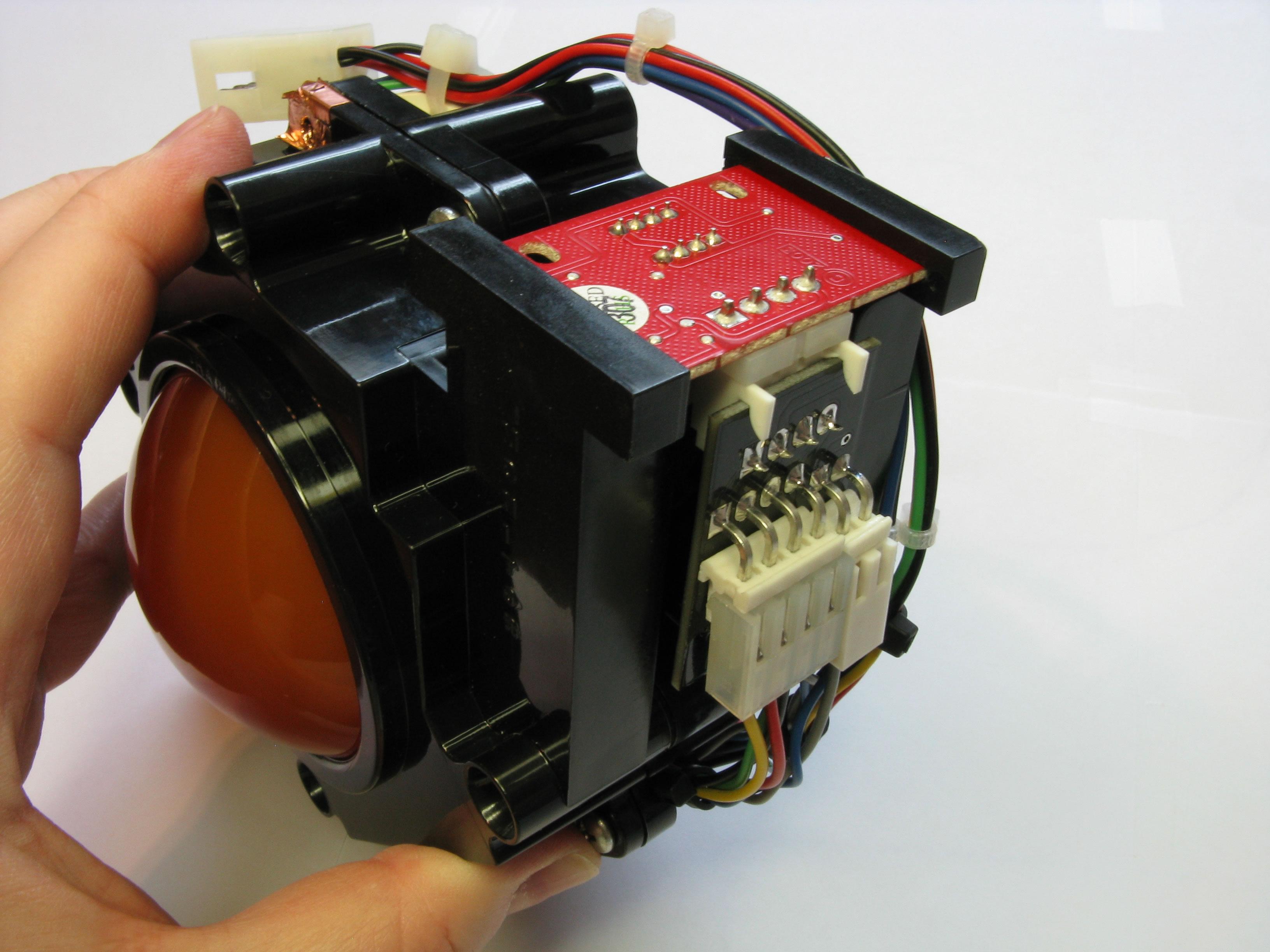 BXTLC: Trackball Light Controller