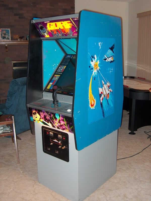 Gorf Arcade Machine